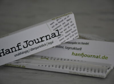 Hanf Journal-Rolling Papers, Box