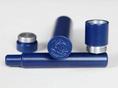 KD Pfeife Modell: P7, blau